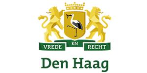 vrede in recht den haag logo