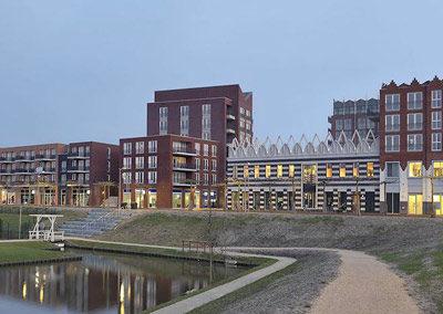 Centrumplan Waddinxveen