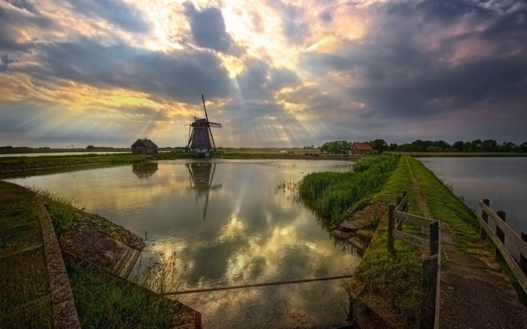 De waterschappen in Nederland; van solitaire eilandjes naar een vooroplopend Europees kenniscentrum